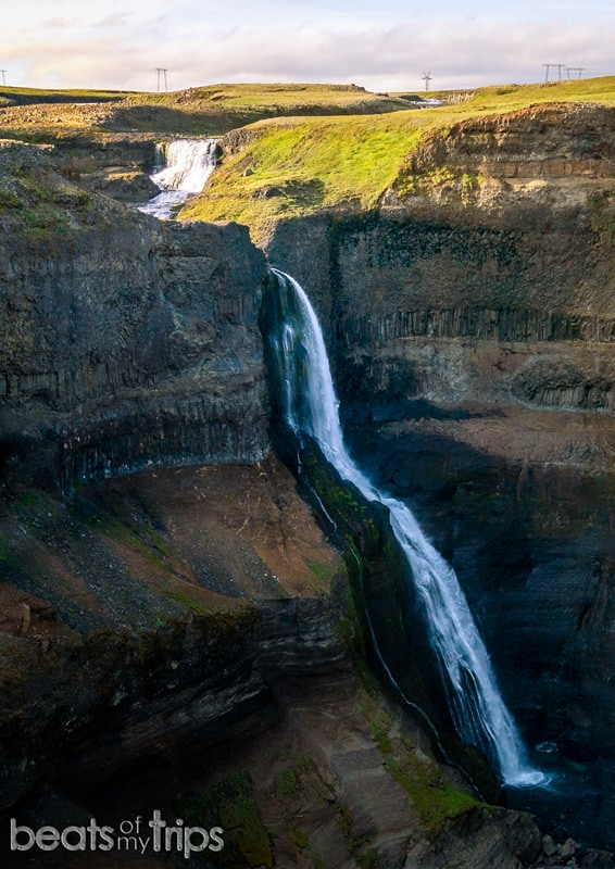 Cascada Granni waterfall Iceland Islandia blog