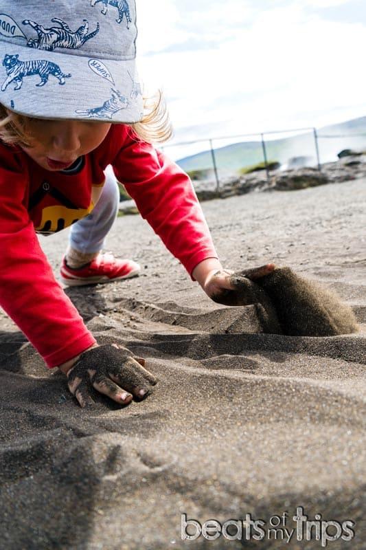 Viaje en familia a Islandia Godafoss Goðafoss